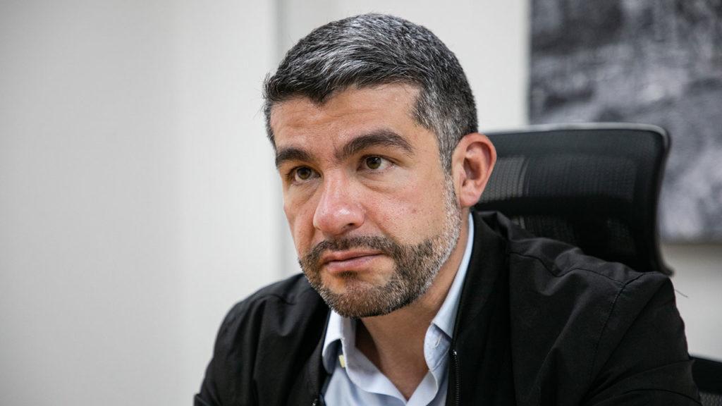 Mauricio Tabe alcalde electo Miguel Hidalgo 1