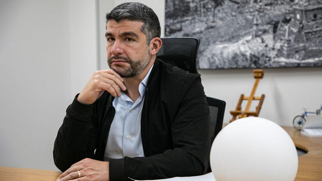 Mauricio Tabe alcalde electo Miguel Hidalgo 3
