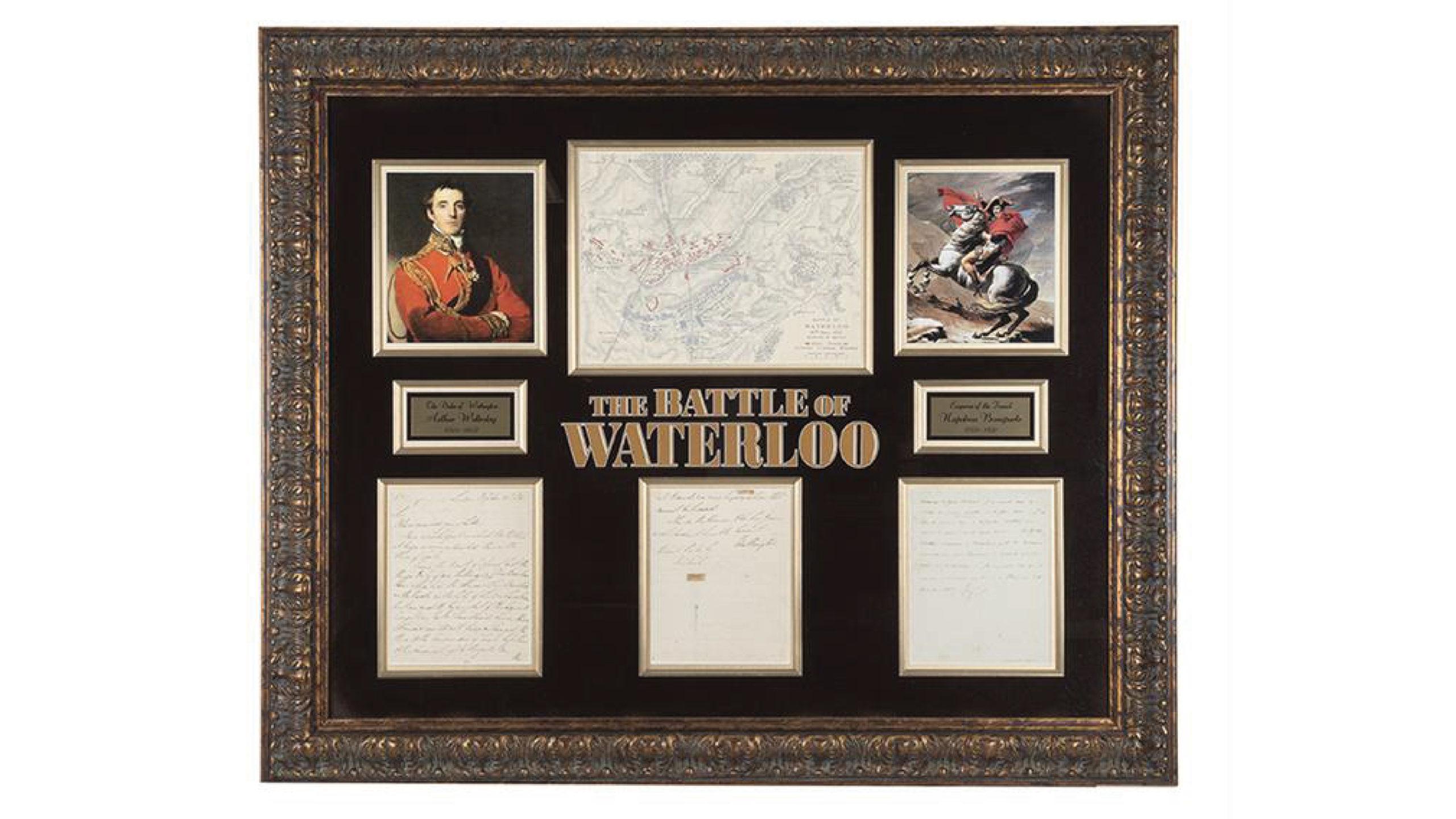 Subastarán en la CDMX carta escrita por Napoleón Bonaparte en 1813