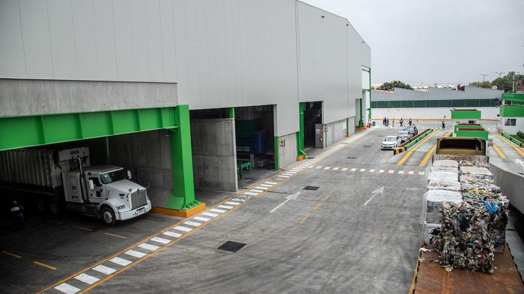 Estación de Transferencia y Planta de Selección Azcapotzalco 2