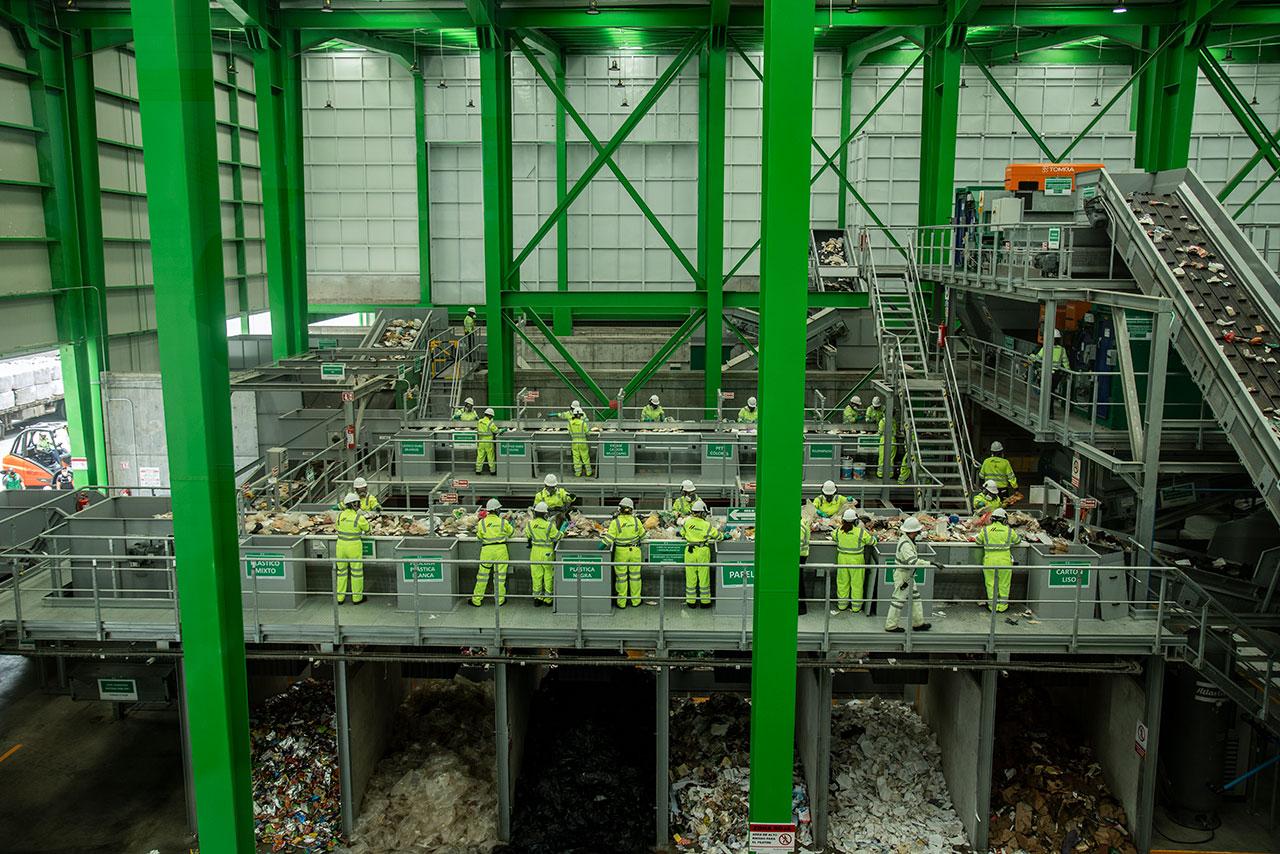Fotogalería: planta de CDMX enviará 760 toneladas menos de basura al Edomex