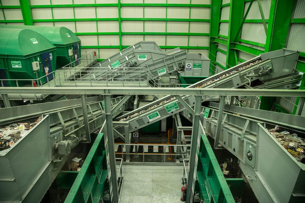 Estación de Transferencia y Planta de Selección Azcapotzalco 5