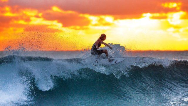 Playas de México surf
