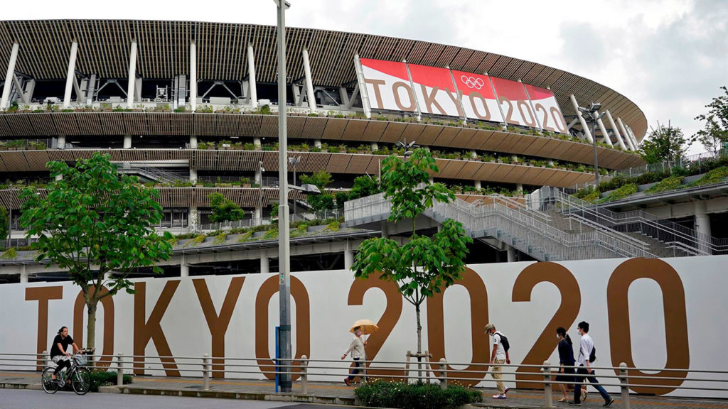 Previo Olimpiada Tokio