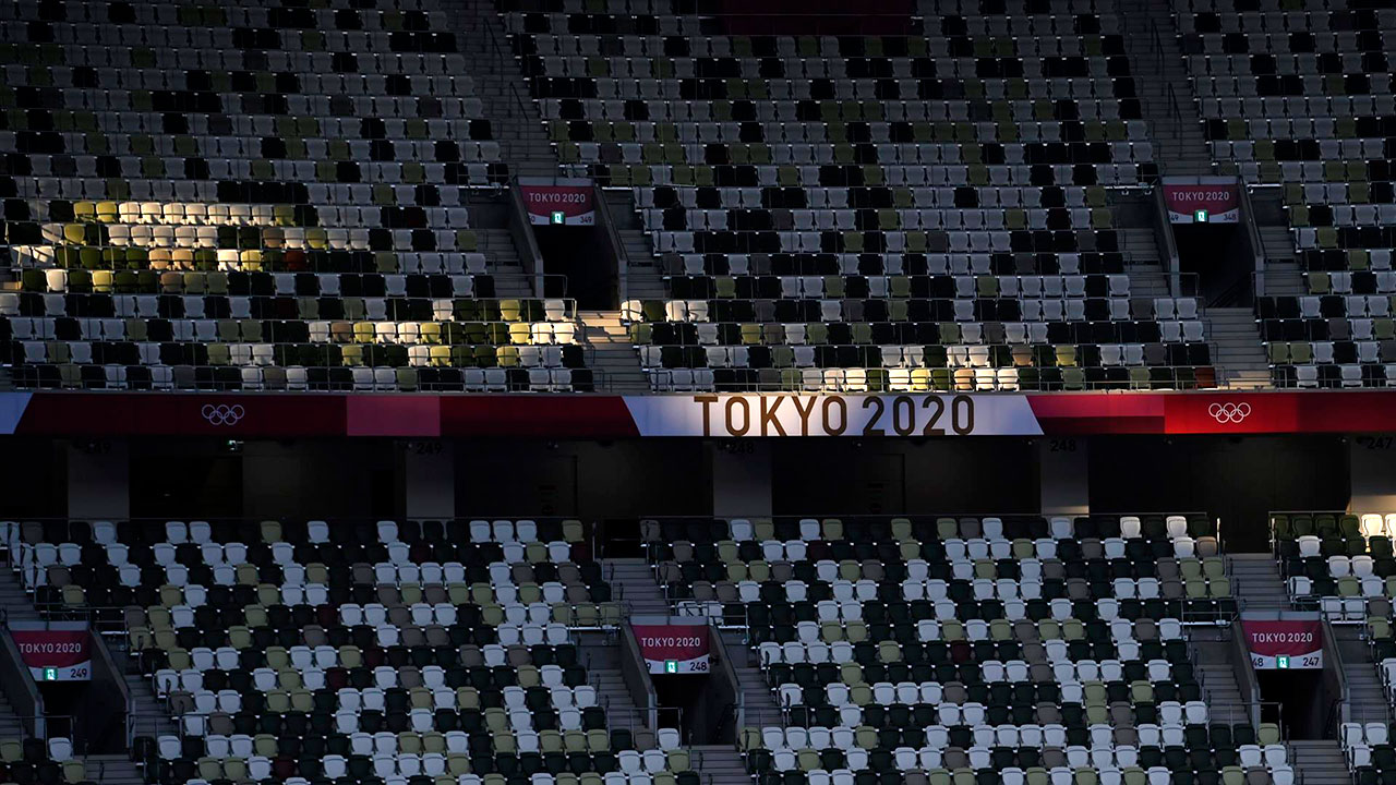 Fotogalería: Entre la apertura y el cierre de los Juegos Olímpicos, el devenir de Japón
