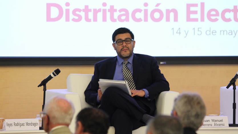 Eligen a Reyes Rodríguez Mondragón presidente del TEPJF