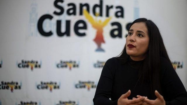 Sandra Cuevas 1