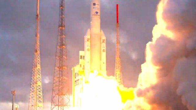 Carlos Slim lanza su sexto satélite, que servirá a sus compañías de telecomunicaciones