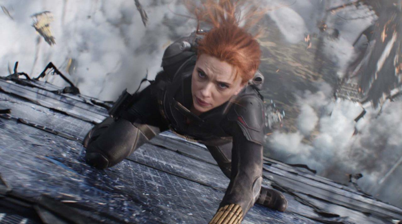Scarlett Johansson hace las paces con Disney tras demanda por 'Black Widow'