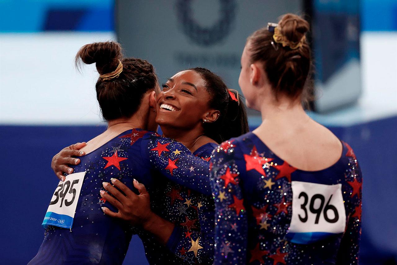 Gestos olímpicos son inigualables