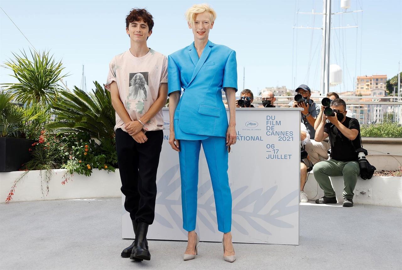 Se presenta en Cannes 'The French Dispatch', una de las cintas más esperadas