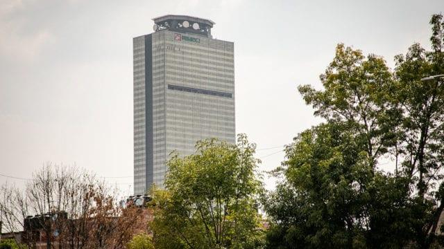 Torre ejecutiva de Pemex 10