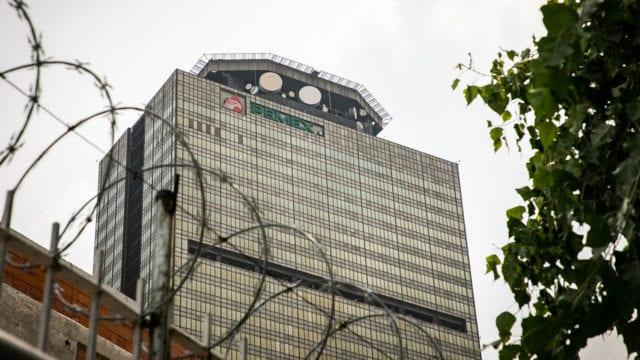 Torre ejecutiva de Pemex 5
