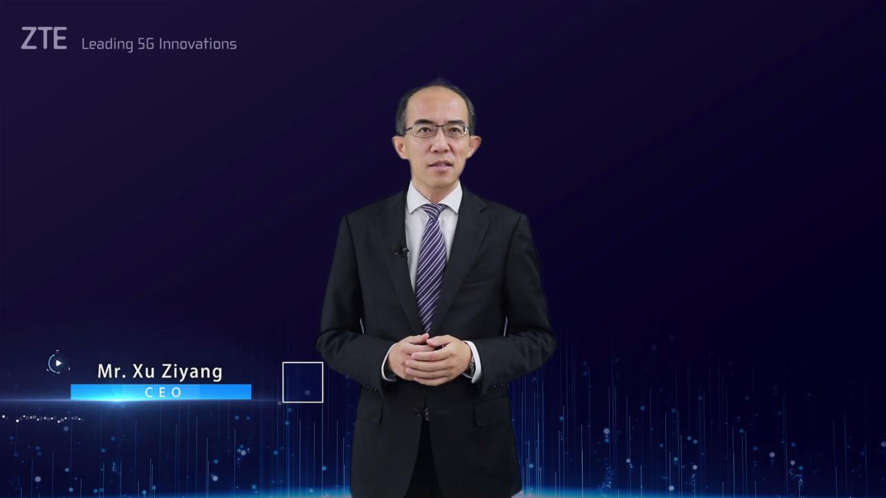 """""""Impulsar la digitalización inteligente, la misión de ZTE"""": Xu Ziyang, CEO"""