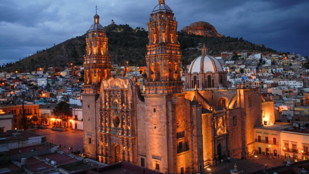 Zacatecas destino ciudad colonial
