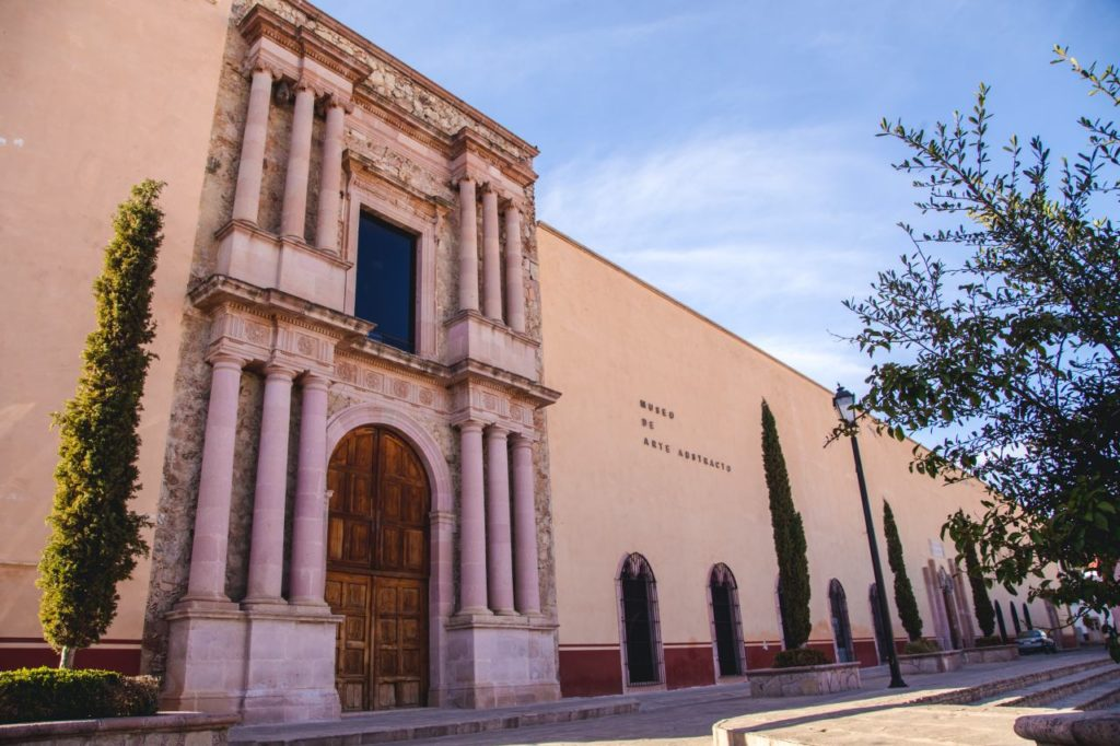 Zacatecas destino