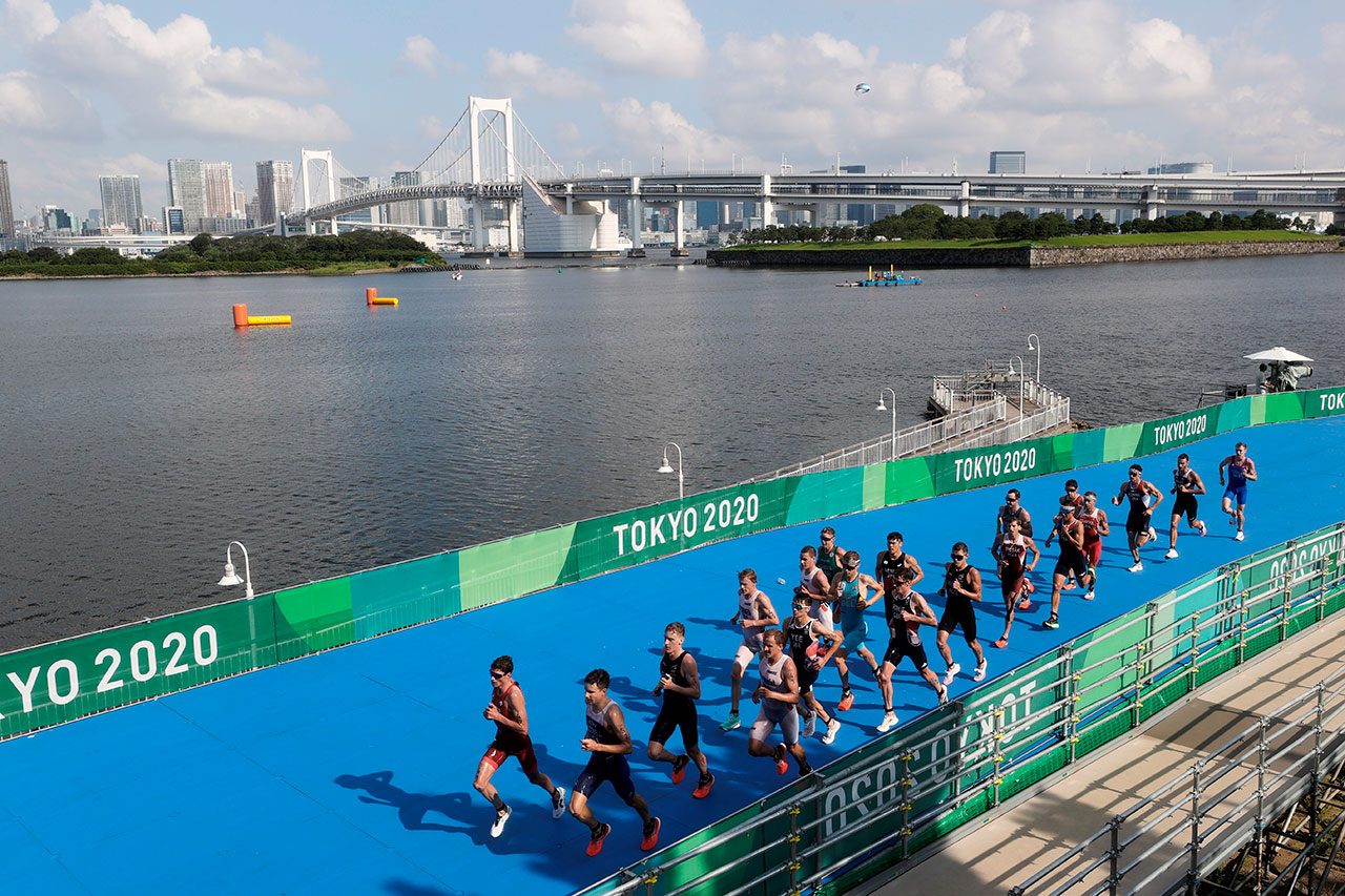 Juegos Olímpicos 2020 - Triatlón