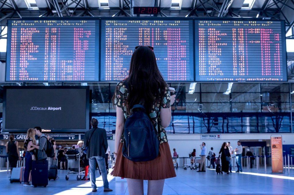 Inteligencia Artificial viajes