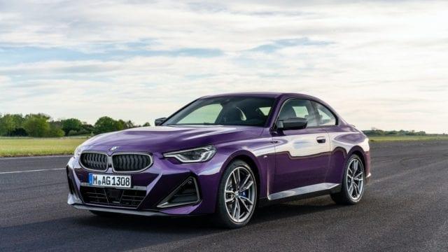 autos de lujo BMW