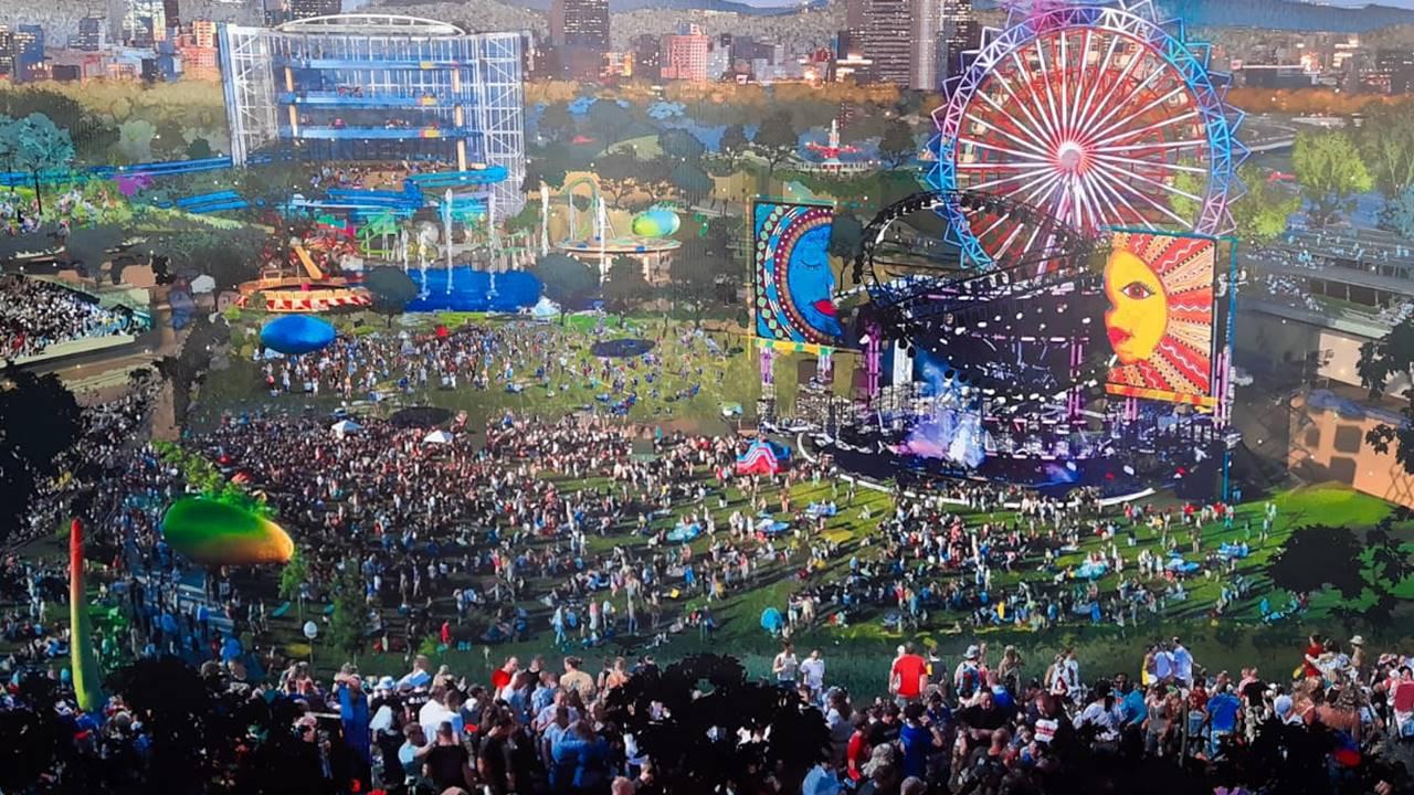 Aztlán, el parque que sustituirá a La Feria, abrirá gradualmente este año