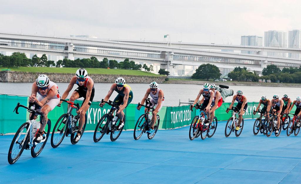 Juegos Olímpicos 2020 Triatlón