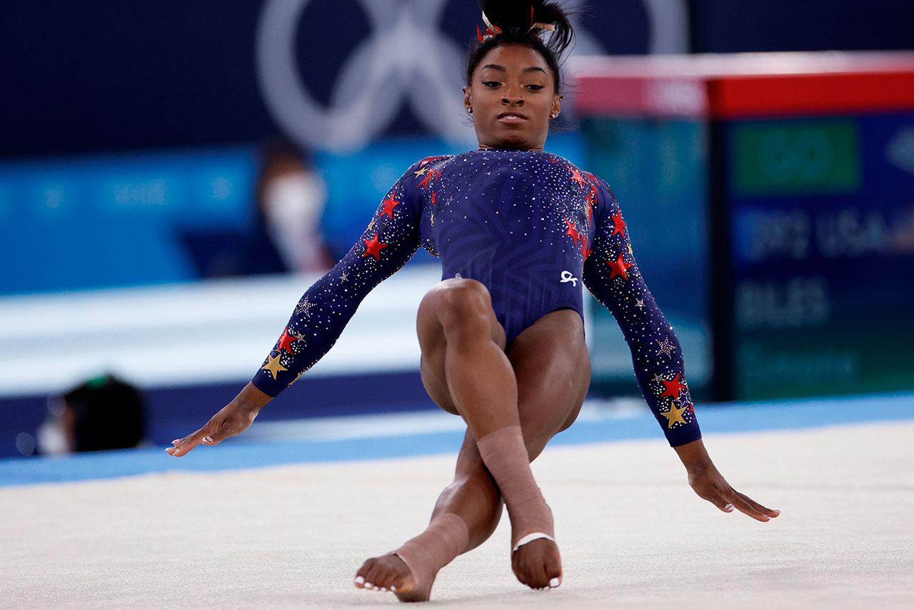 Simone Biles Juegos Olímpicos 2020 - Gimnasia Artística
