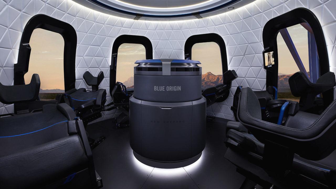 Adolescente volará con Bezos en primer viaje de turismo espacial