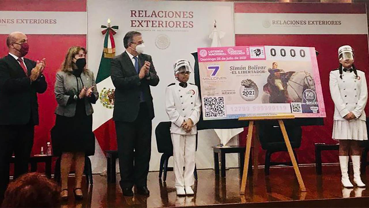 México recibirá a 33 representantes de AL para conmemorar a Simón Bolívar