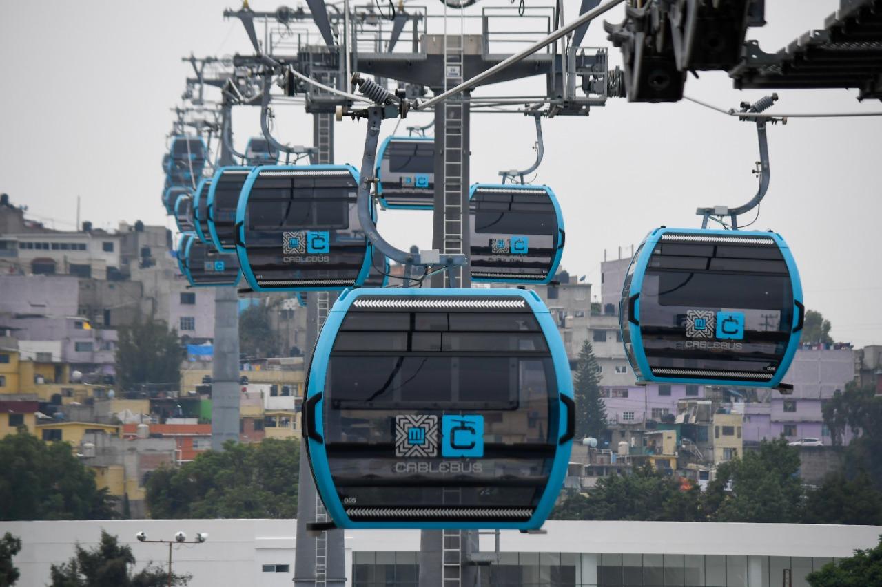 Cerrará Línea 1 del Cablebús para mantenimiento, anticipa Sheinbaum
