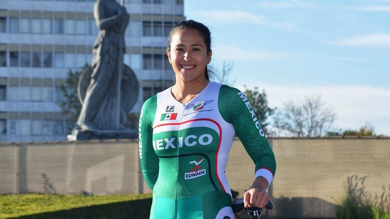 La ciclista Jessica Salazar renuncia a Juegos Olímpicos por cambio de prueba