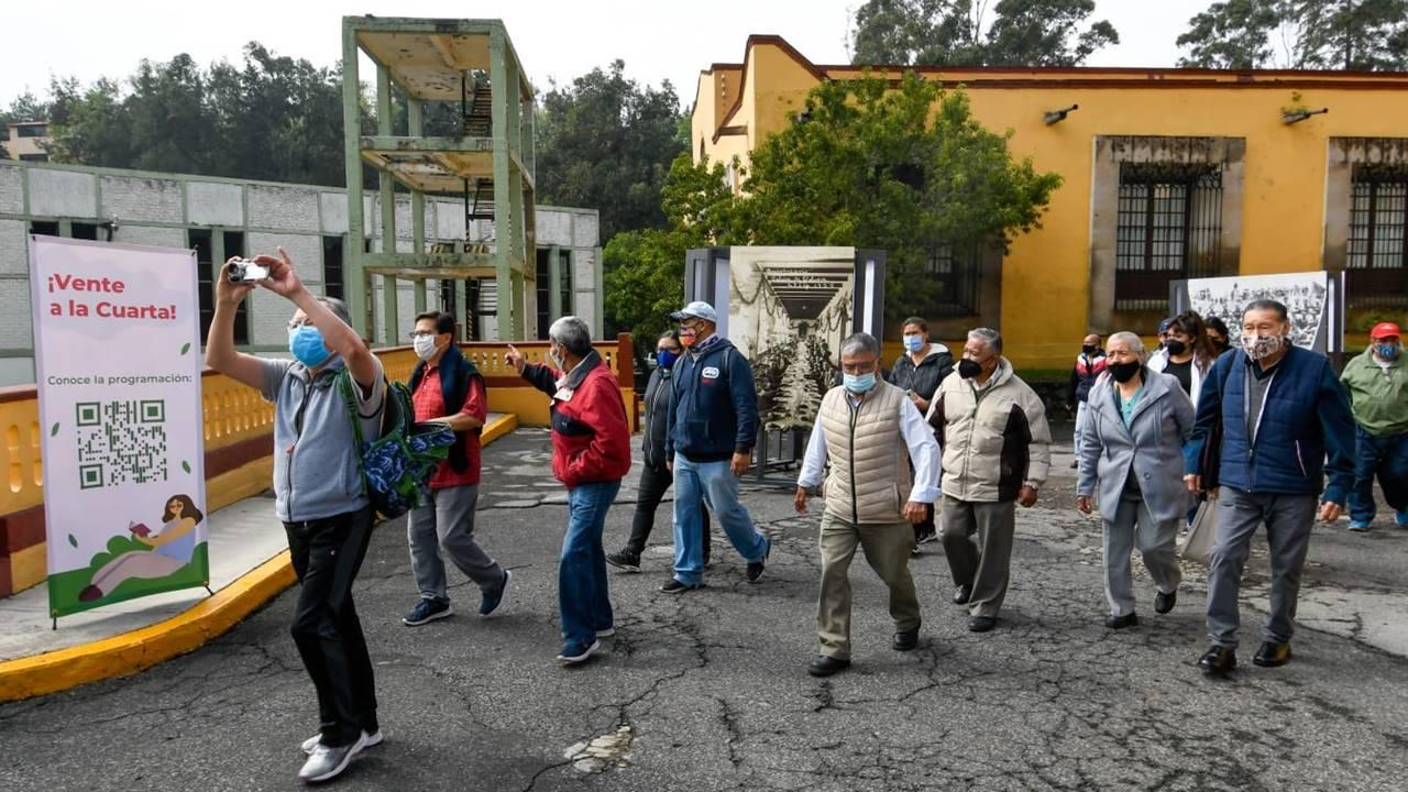 CDMX inaugura la cuarta sección del Bosque de Chapultepec