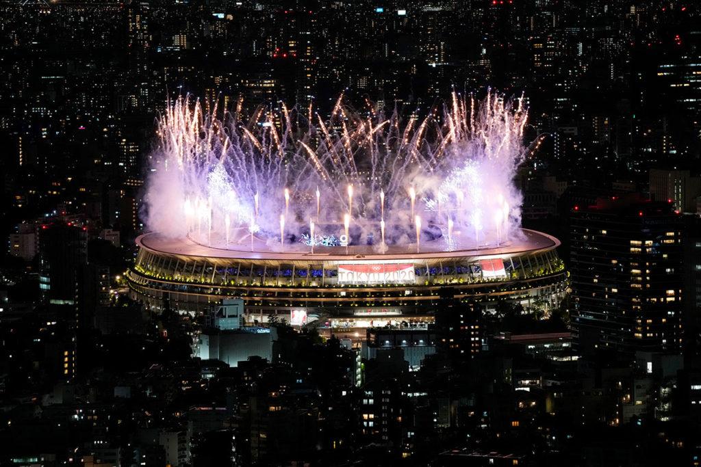 Inauguración de los juegos olímpicos Olympic Games 2020 Opening Ceremony