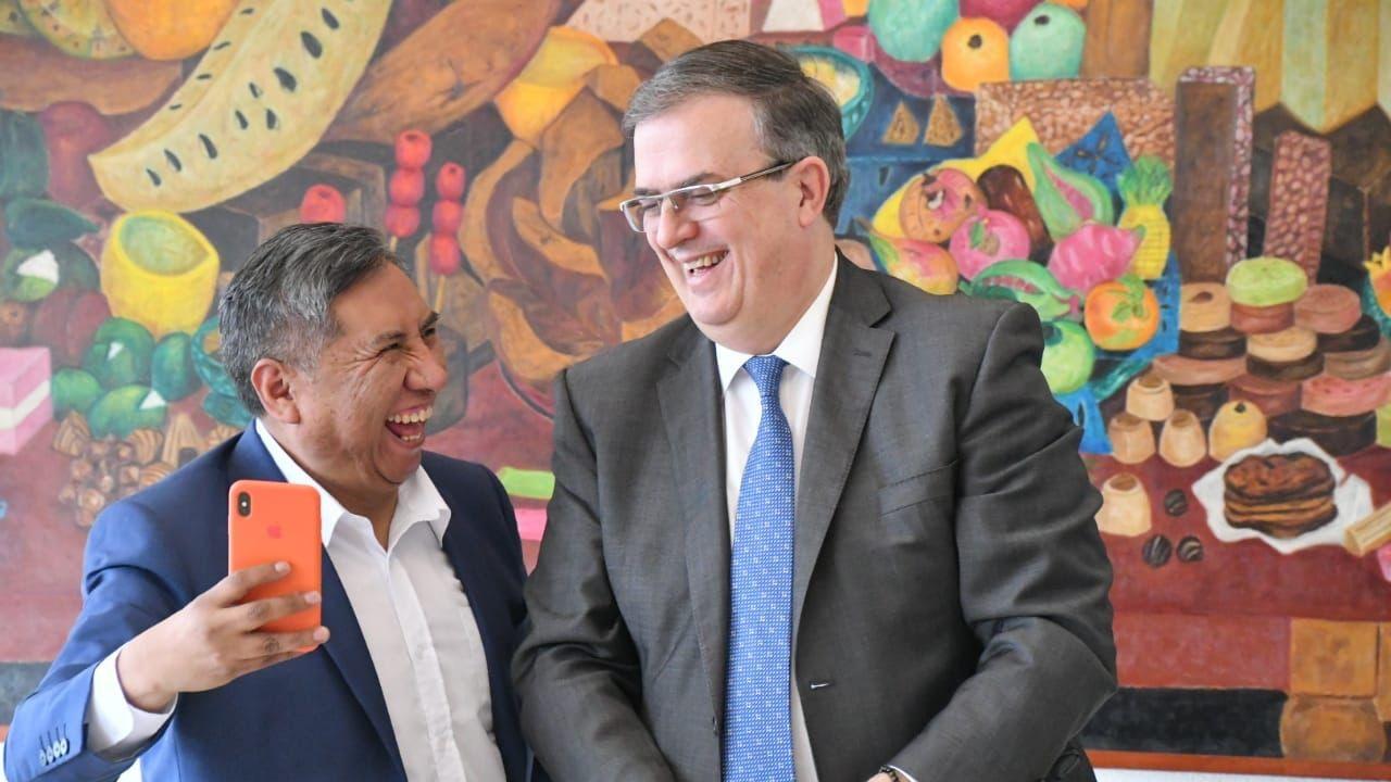 México y Bolivia pactan intercambio tecnológico y de experiencias sobre litio
