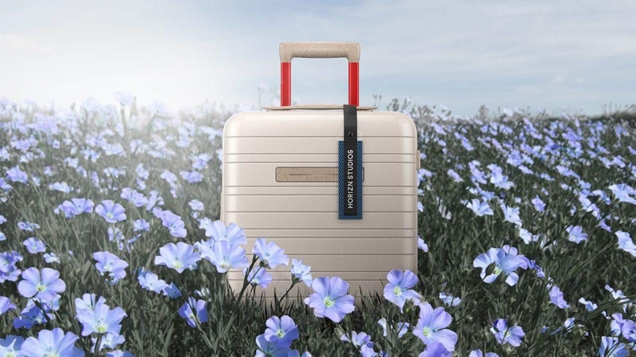 Presentan un innovador equipaje biodegradable y vegano