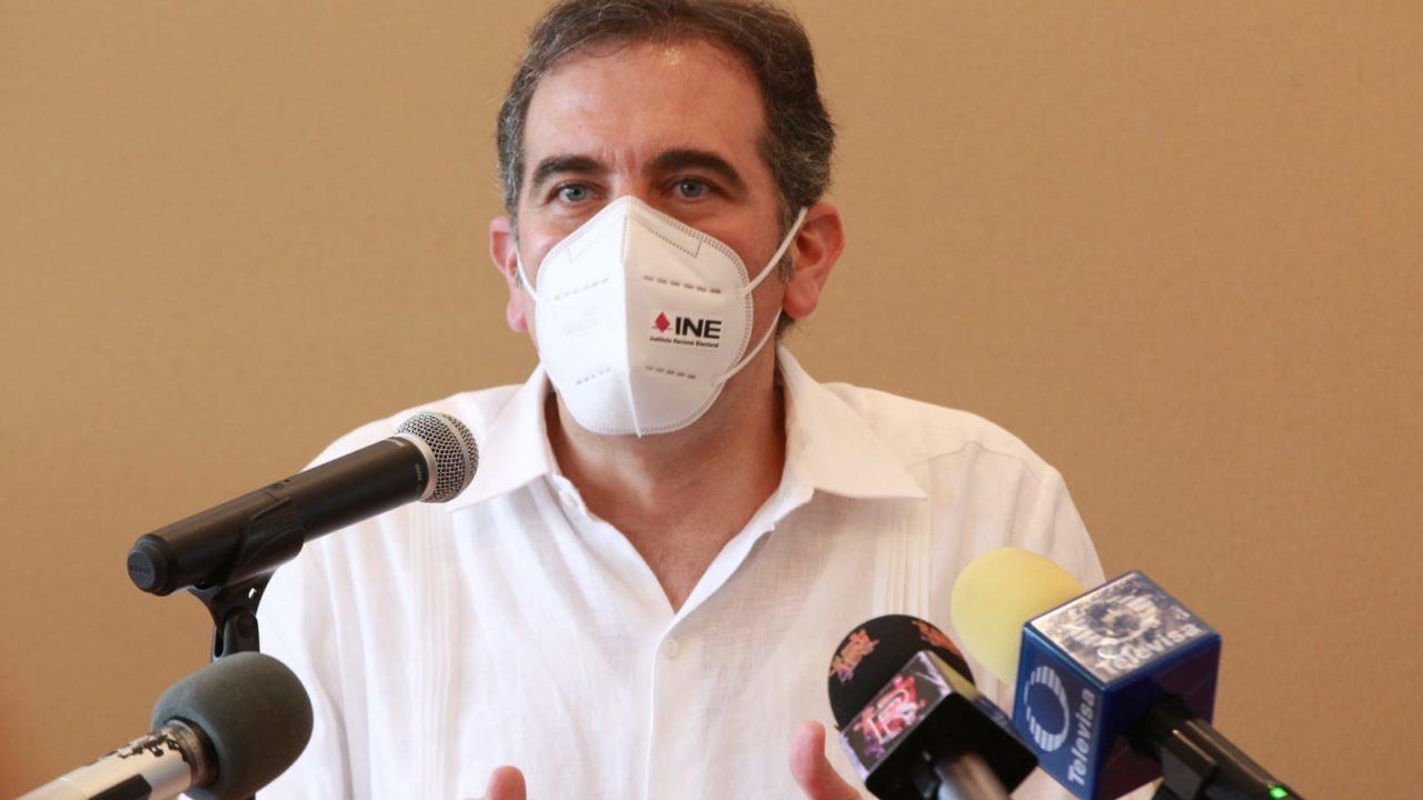 Quien diga que el INE boicotea la consulta popular, miente: Lorenzo Córdova
