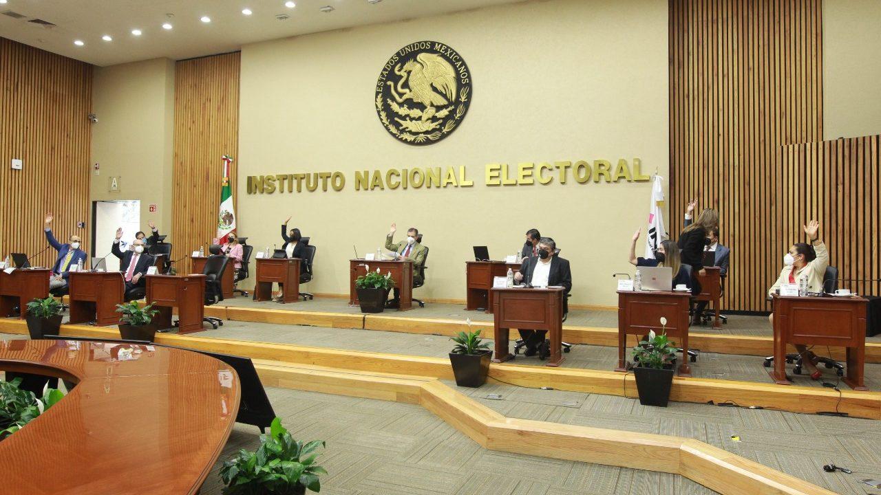 INE sanciona a partidos por omisiones al reportar sus gastos de campañas