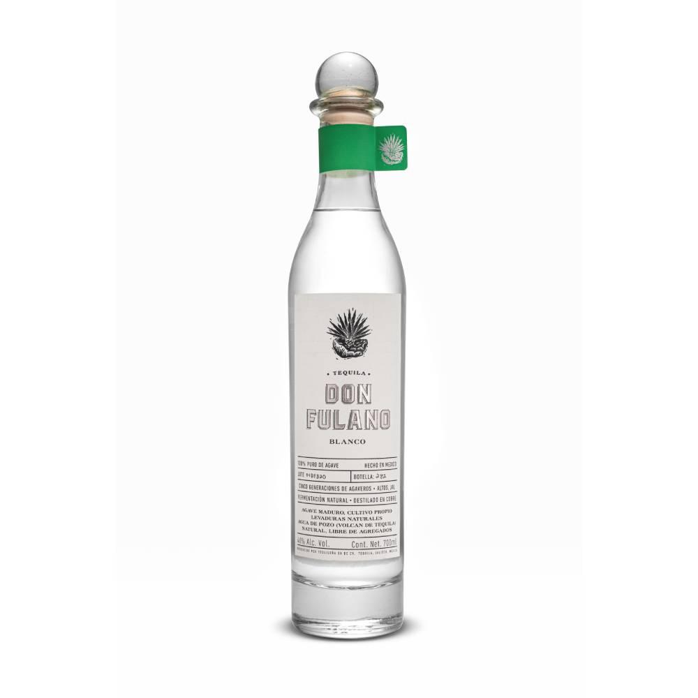 Botella de Tequila Don Fulano