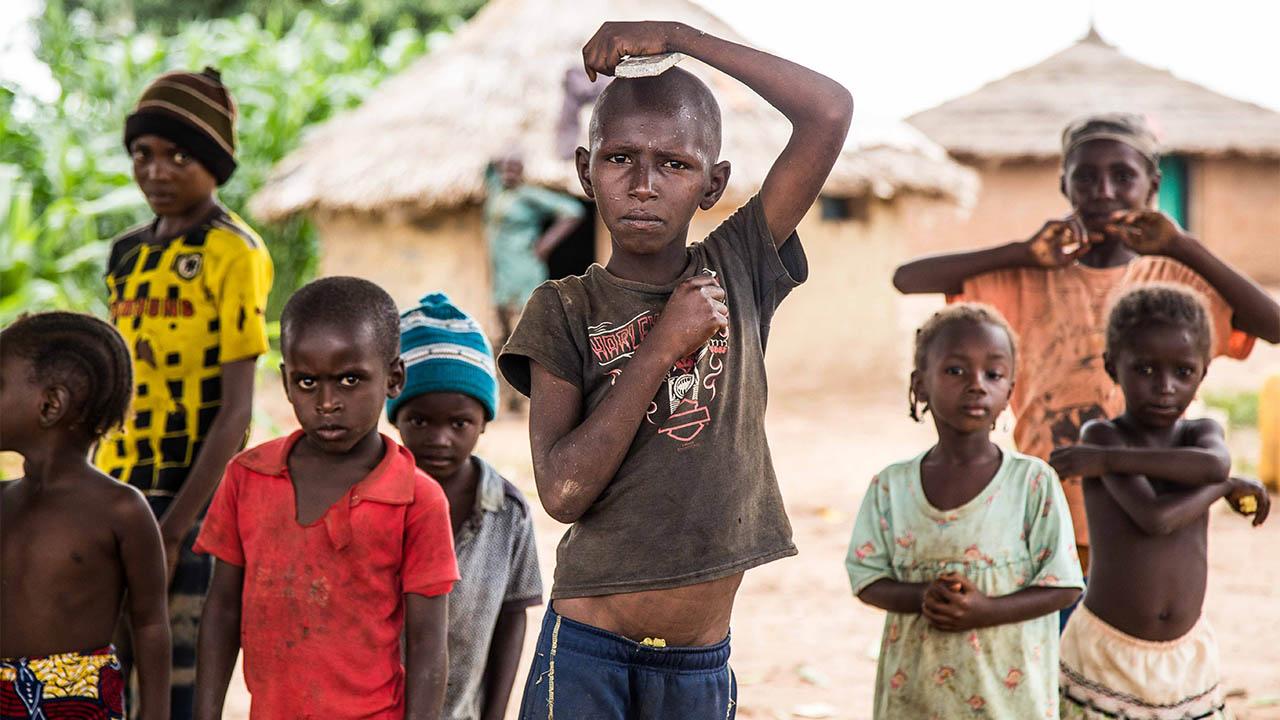 Líderes mundiales prometen cambios para acabar con el hambre y proteger el planeta