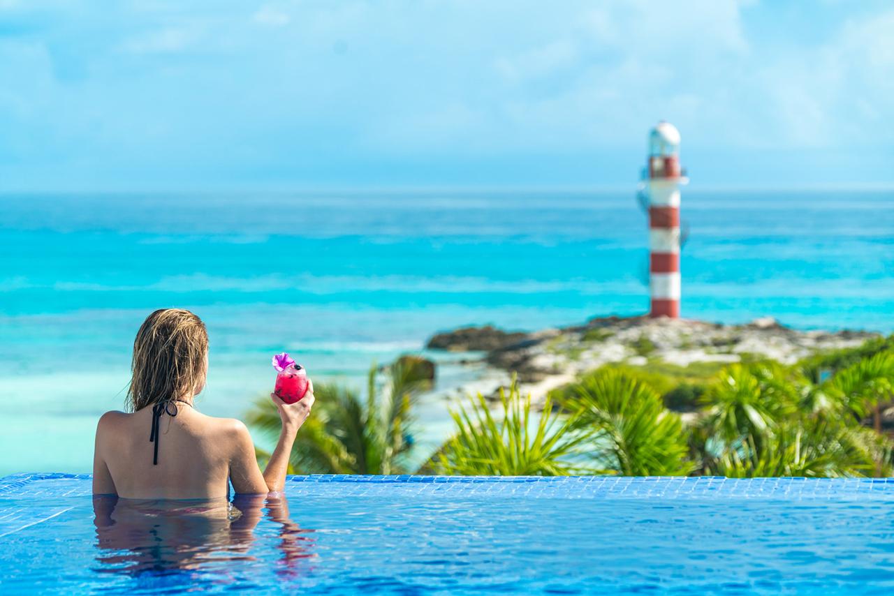 Hyatt Ziva Cancún: un verano exclusivo en el mar Caribe