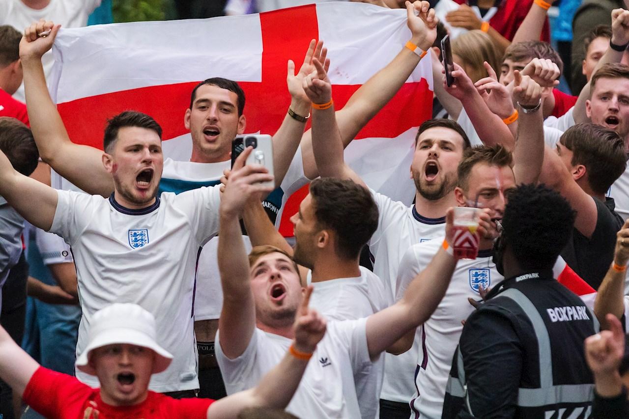 Roma teme por Covid-19 ante llegada de miles de ingleses por Eurocopa