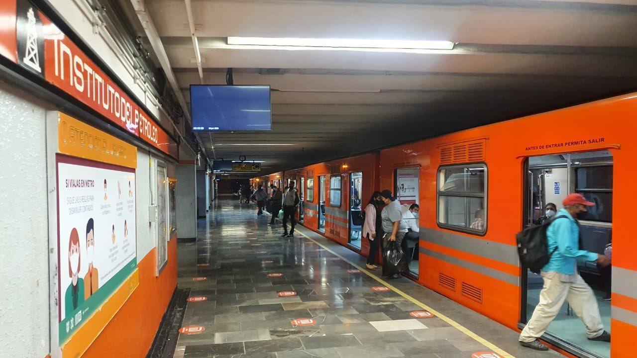 Sindicato de trabajadores del Metro amenaza con paro  el próximo 14 de octubre