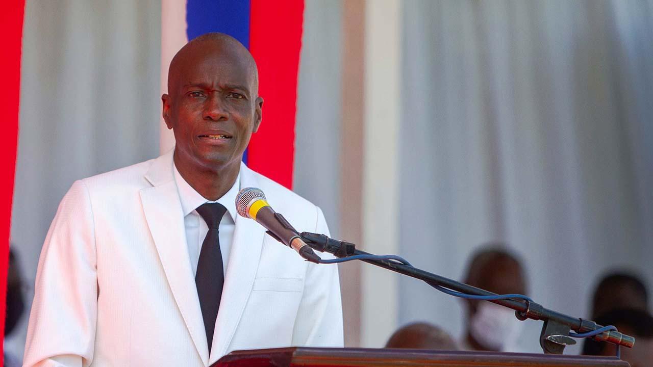 Abaten a 4 presuntos asesinos del presidente de Haití