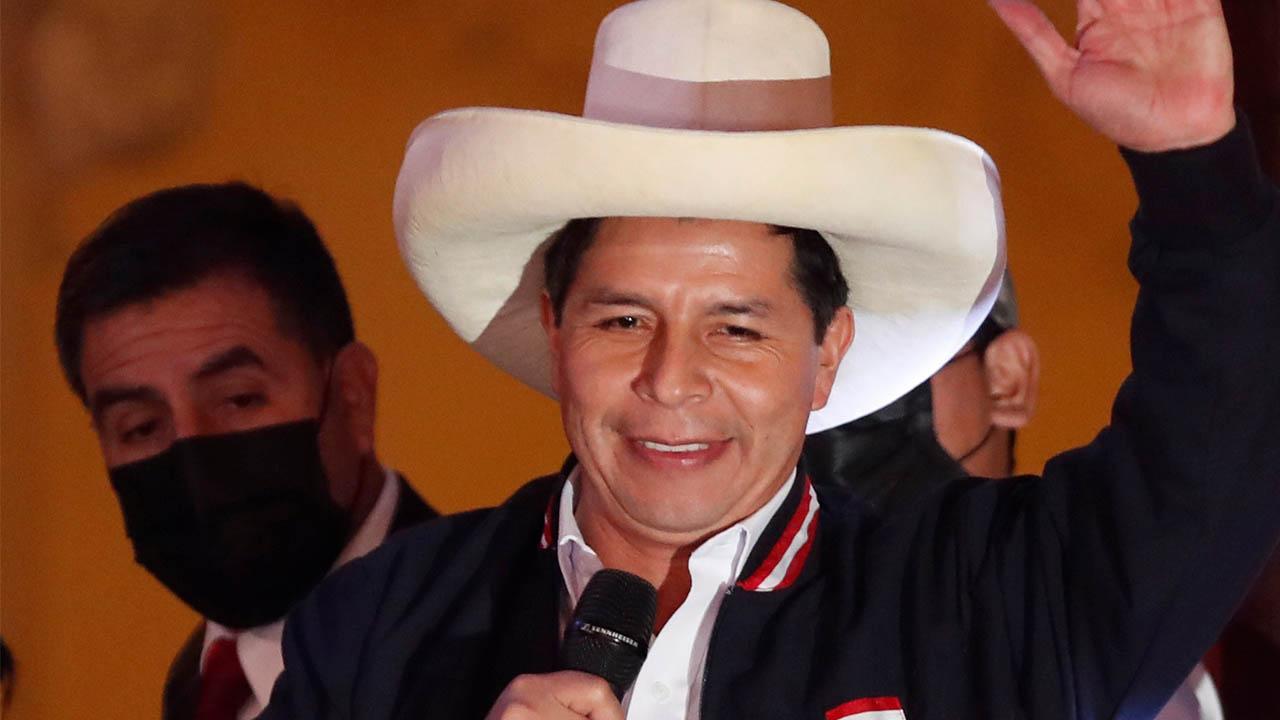 Pedro Castillo llama a la más amplia unidad del pueblo peruano