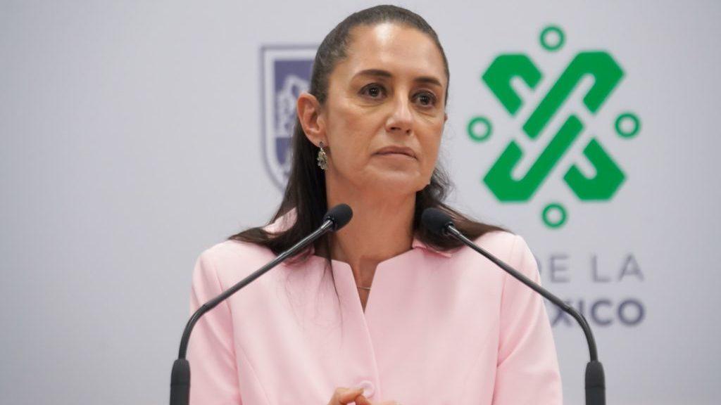 Sheinbaum revela que fue espiada durante gobierno de Mancera en la CDMX
