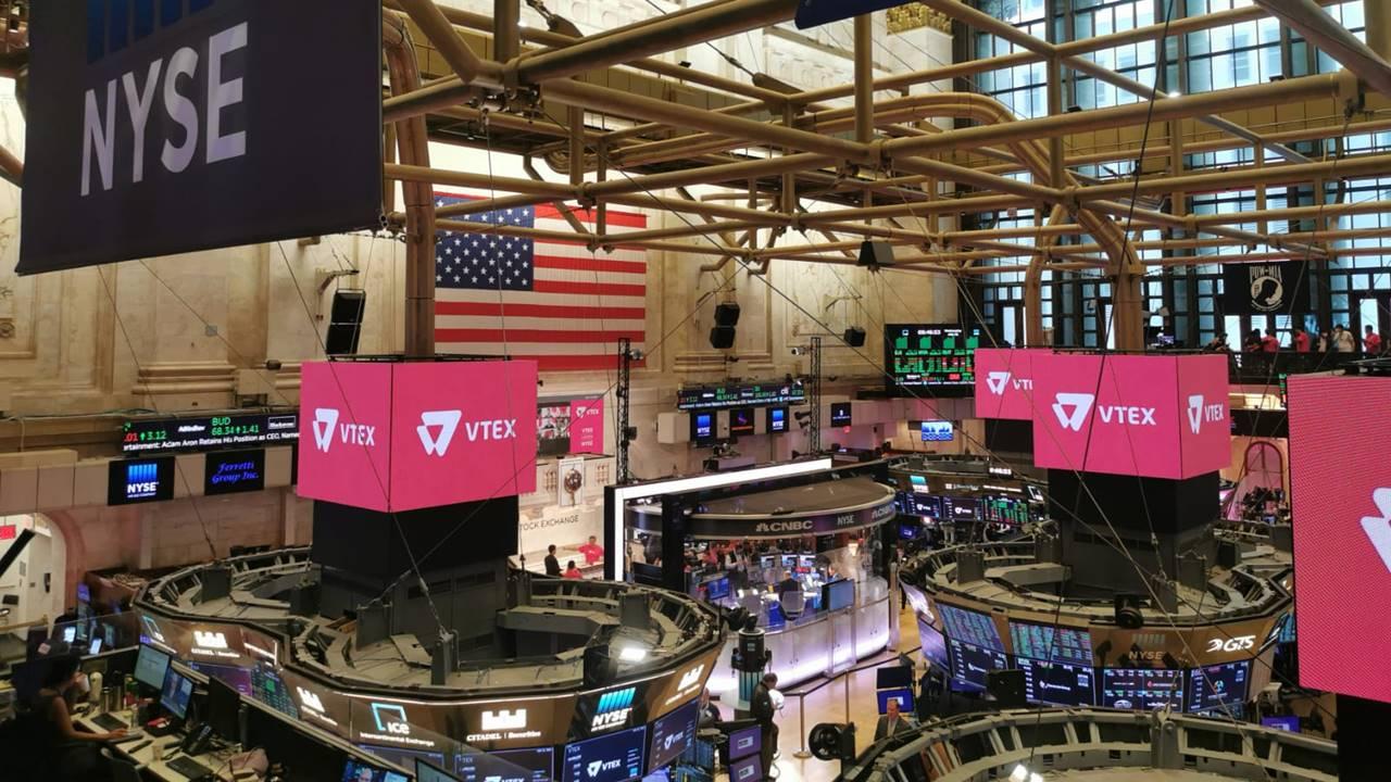 Campanazo de salida: VTEX ya cotiza en Nueva York