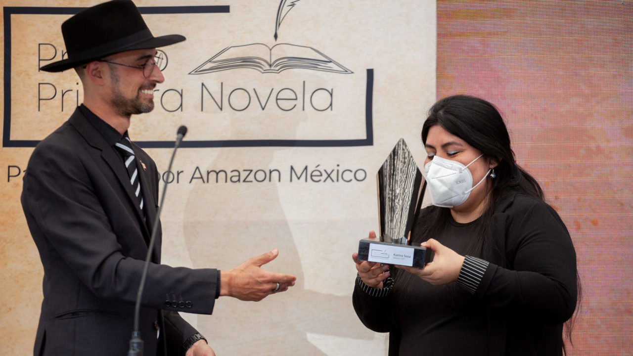 Premio Primera Novela 2021 se va a Oaxaca; Amazon distribuirá la obra