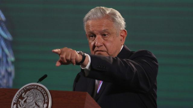 El presidente López Obrador. Foto: Reuters.