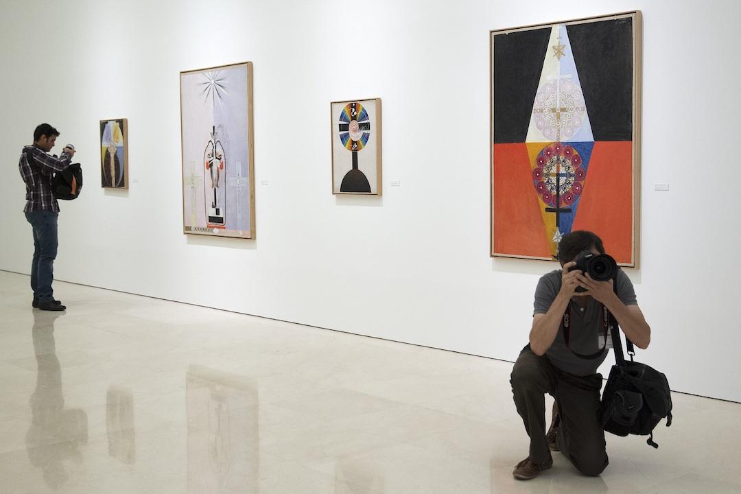 Hilma af Klint, la artista sueca que se adelantó a Kandinsky