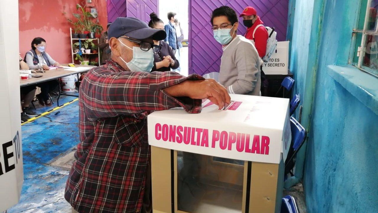 Consulta será un hábito y cultura entre mexicanos: AMLO