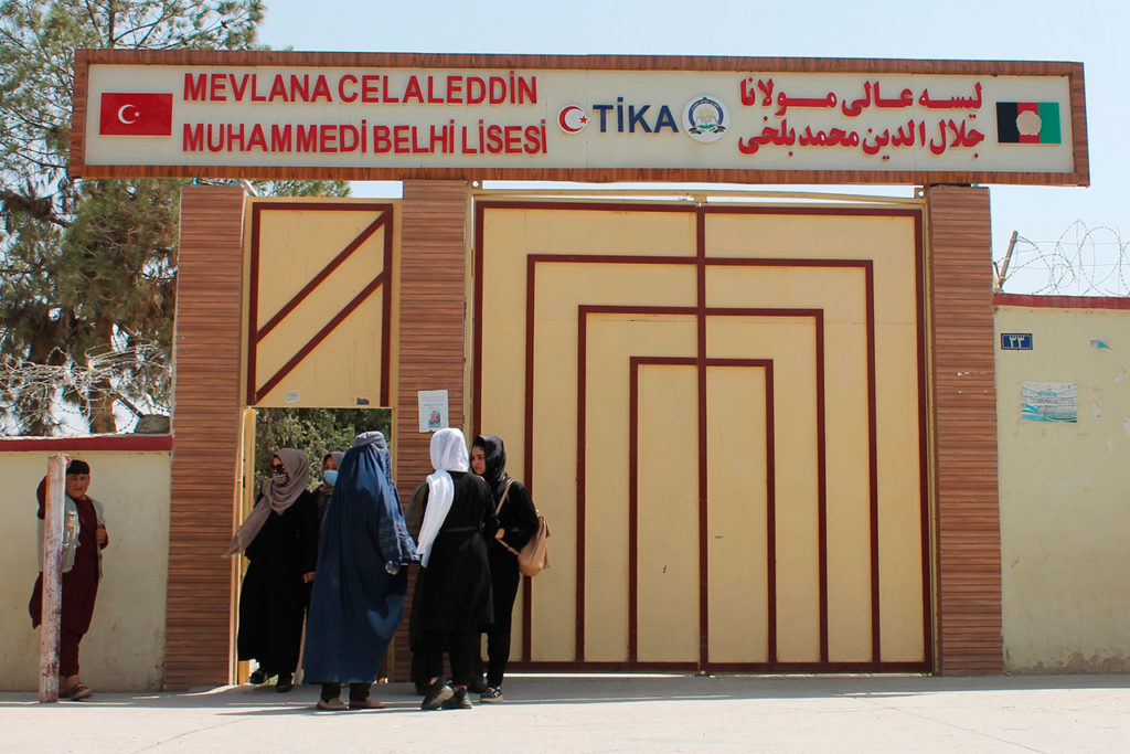 Afganistán educación